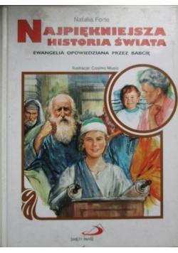 Najpiękniejsza historia świata Ewangelia opowiedziana przez babcie