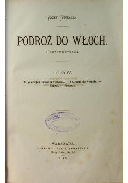 Dzieła Józefa Kremera 13 tytułów w 4 książkach ok 1879 r
