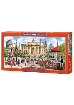 Puzzle 4000 Splendor Rzymu CASTOR