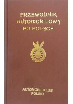 Przewodnik automobilowy po Polsce