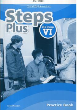 Steps Plus 6 Materiały ćwiczeniowe + Online Practice