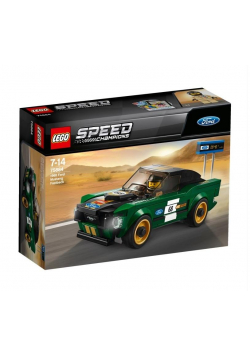 Lego SPEED 75884 Ford Mustang Fastback