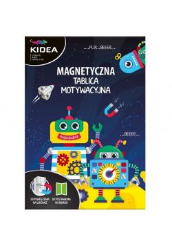 Tablica motywacyjna magnetyczna Roboty DERFORM