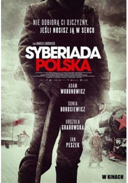 Syberiada Polska booklet
