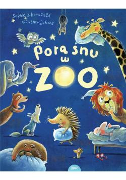 Pora snu w zoo
