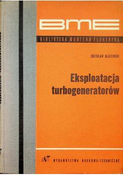 Eksploatacja turbogeneratorów