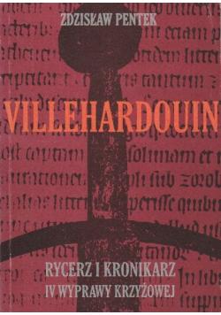 Villehardouin Rycerz i kronikarz IV wyprawy krzyżowej