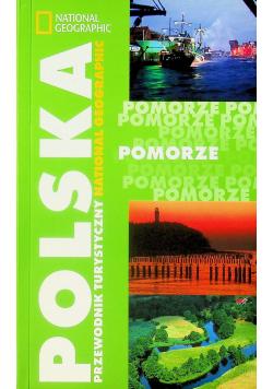 Polska przewodnik turystyczny Pomorze