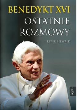 Benedykt XVI Ostatnie rozmowy BR