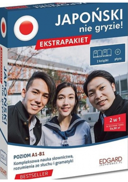 Japoński nie gryzie Ekstrapakiet Nowa