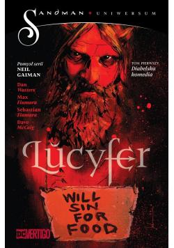 Lucyfer T.1 Diabelska komedia