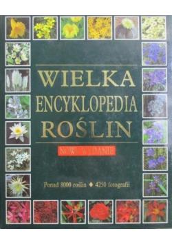 Wielka encyklopedia roślin