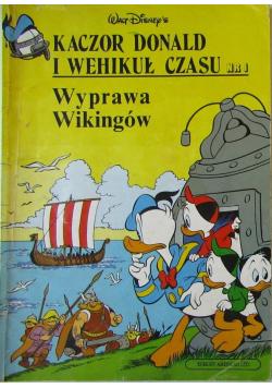Kaczor Donald i wehikuł czasu nr I Wyprawa Wikingów