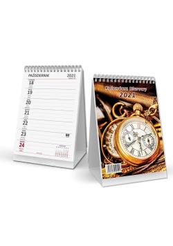 Kalendarz 2021 biurowy pionowy - spirala SB3-1