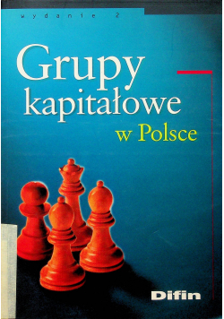 Grupy kapitałowe w Polsce