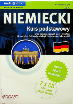 Niemiecki Kurs Podstawowy plus 2 płyty CD