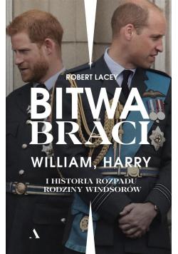 Bitwa braci. William, Harry i historia rozpadu..
