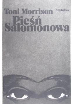 Pieśń Salomonowa