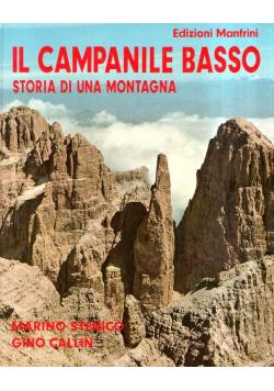 Il Campanile Basso Storia di una Montagna