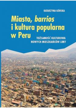 Miasto, barrios i kultura popularna w Peru