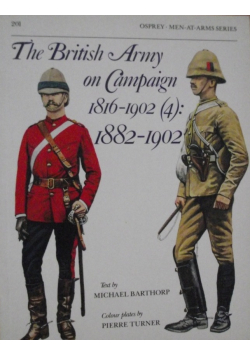 The British Army on Campaign 4 1882 - 1902