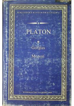 Platon Gorgias Menon BKF