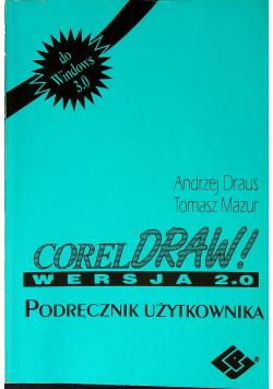 Corel Draw wersja 2.0 Podręcznik użytkownika