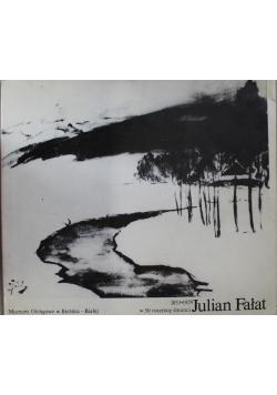 Julian Fałat w 50 rocznicę śmierci