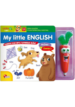 Książeczki Carotiny - My Little English