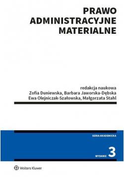 Prawo administracyjne materialne w.3