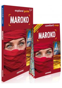 Explore! guide light Maroko w.2020