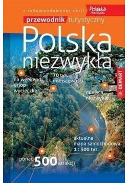 Polska niezwykła. Przewodnik turystyczny