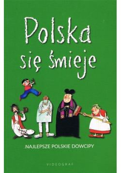 Polska sięśmieje. Najlepsze polskie dowcipy