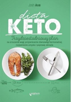 Dieta KETO 30 dniowy plan na zrzucenie wagi