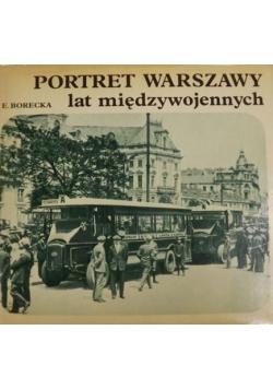 Portret Warszawy lat międzywojennych