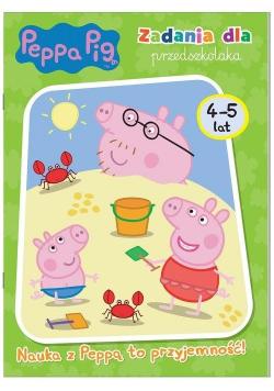 Peppa Pig.Zadania dla przedszkolaka Nauka z Peppą