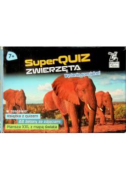 Super Quiz Zwierzęta