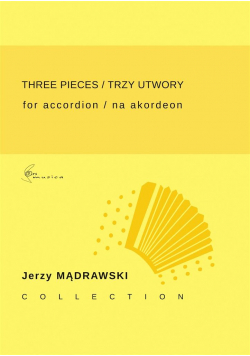 Trzy utwory na akordeon