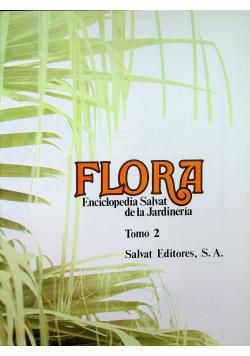 Flora Enciclopedia Salvat de la Jardineria Tomo II