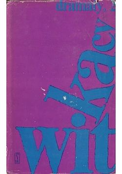 Witkiewicz Dramaty tom 2