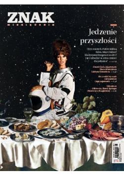 Miesięcznik Znak 776 1/2020 Jedzenie przyszłości