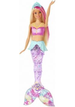 Barbie Dreamtopia. Magiczna Syrenka świecący ogon