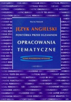 Język angielski powtórka przed egzaminem opracowania tematyczne