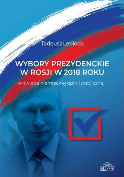 Wybory prezydenckie w Rosji w 2018 roku