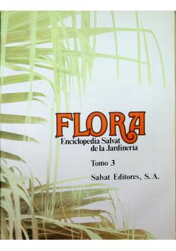 Flora Enciclopedia Salvat de la Jardineria Tomo III
