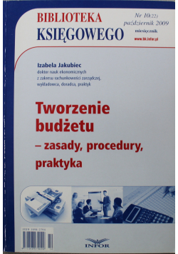 Tworzenie budżetu zasady procedury praktyka