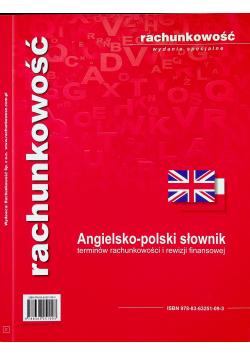 Angielsko polski słownik terminów rachunkowości i rewizji finansowej