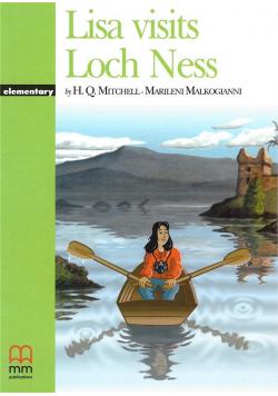 Lisa visits Loch Ness SB MM PUBLICATIONS