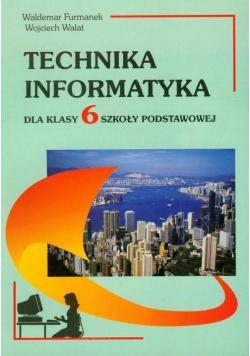 Technika Informatyka SP 6