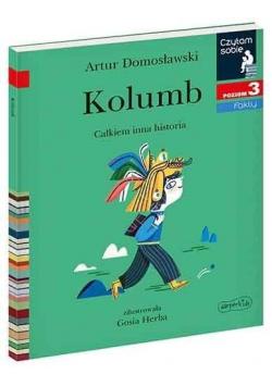 Czytam sobie - Kolumb. Całkiem inna historia
